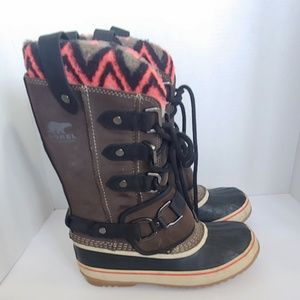 Sorel insulated winter boots